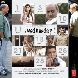 A Wednesday Songs Free Download (A Wednesday Movie Songs)