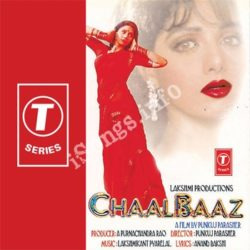 ChaalBaaz Songs Free Download (ChaalBaaz Movie Songs)