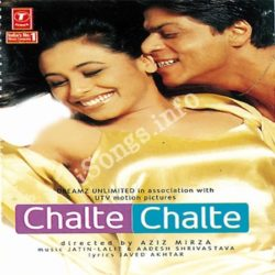 Chalte Chalte Songs Free Download (Chalte Chalte Movie Songs)