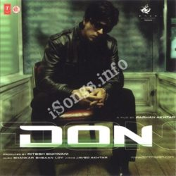 Don Songs Free Download (Don Movie Songs)