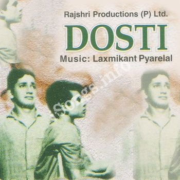 Dosti 1964 download songs