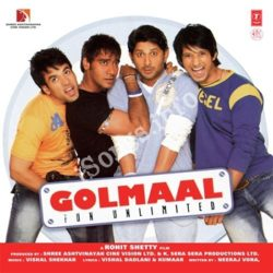 Golmaal Fun Unlimited Songs Free Download (Golmaal Fun Unlimited Movie Songs)