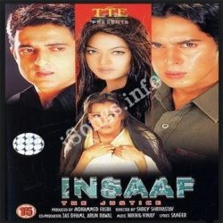 Insaaf The Justice Songs Free Download (Insaaf The Justice Movie Songs)