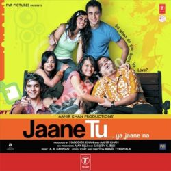 Jaane Tu Ya Jaane Na Songs Free Download (Jaane Tu Ya Jaane Na Movie Songs)