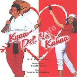 Kyaa Dil Ne Kahaa Songs Free Download (Kyaa Dil Ne Kahaa Movie Songs)