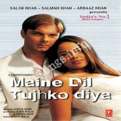 Maine Dil Tujko Diya Songs Free Download (Maine Dil Tujko Diya Movie Songs)