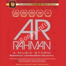A R Rahman Music Storm Songs Free Download (A R Rahman Music Storm Movie Songs)