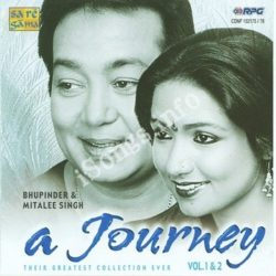 Ajourney With Bhupinder And Mitali Singh Songs Free Download (Ajourney With Bhupinder And Mitali Singh Movie Songs)