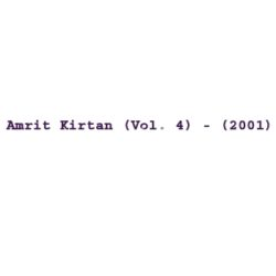 Amrit Kirtan (Vol. 4)