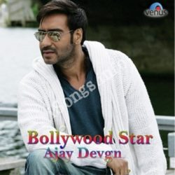 Bollywood Star Ajay Devgn