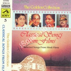 Classical Songs From Films – Golden Collection – Vol 3