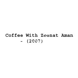 Coffee With Zeenat Aman Songs Free Download (Coffee With Zeenat Aman Movie Songs)