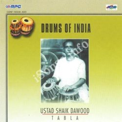 Drums Of India Ustad Shaik Dawood