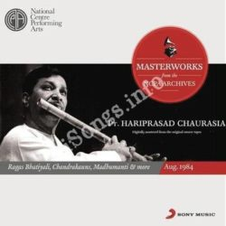 From The Ncpa Archives Hariprasad Chaurasia