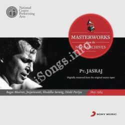 From The Ncpa Archives Pandit Jasraj Songs Free Download (From The Ncpa Archives Pandit Jasraj Movie Songs)