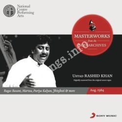From The Ncpa Archives Rashid Khan